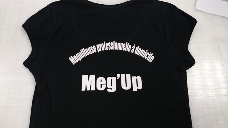 Flocage tshirt